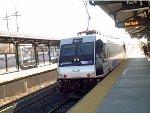 NJT 3231 departs