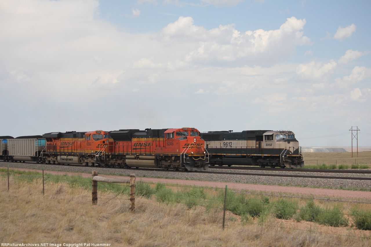 BNSF 9249