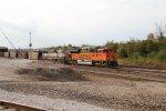 Coal Train Ahoy!