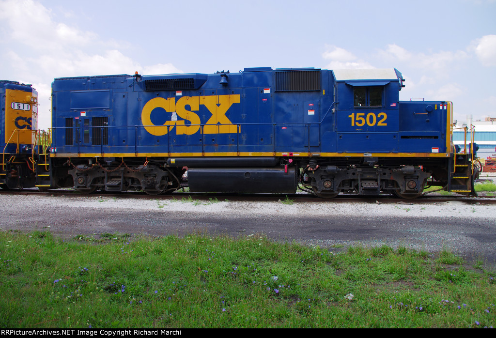 CSX 1502