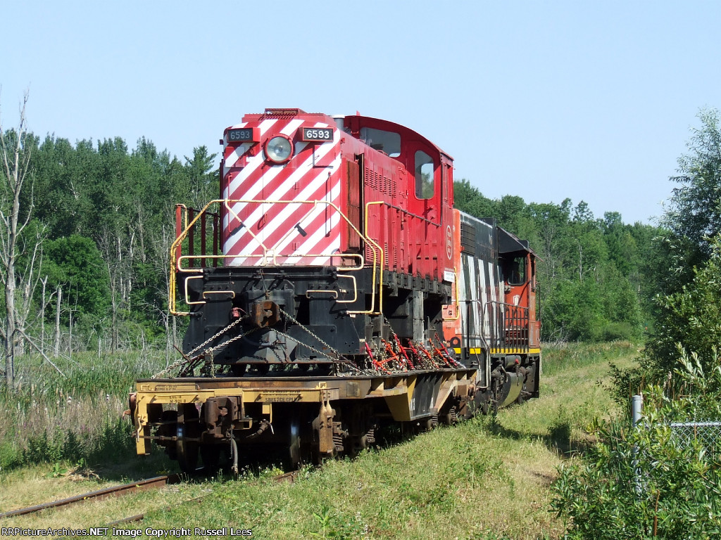 WCR 6593 (ex-CP)