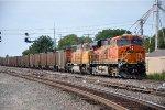 Coal train DPUs
