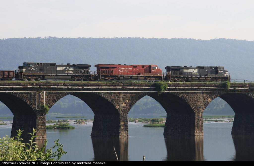 Crossing Rockville Bridge