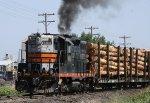 Steam or diesel?
