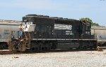 NS 1630 on yard duty