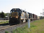 After dying at Livingston on Friday as D700, 6954 leads D900-13 east back towards Wyoming