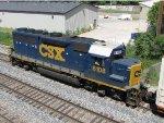 CSX 6108