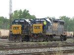 CSX 2659 & 2653