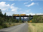 Ex Milwaukee Road Trestle
