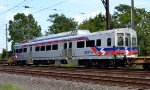 SEPTA Silverliner V 735 on C964-27