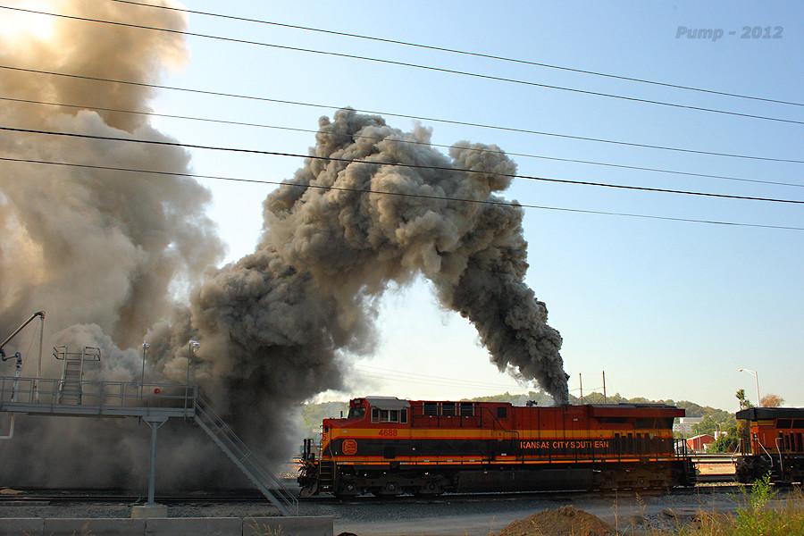 KCS 4688 - Diesel Prime Mover Runaway