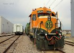 NARS-BNSF Conductor Class Switching