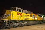UP 8742 - EMD SD70ACe