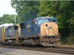 CSX 4729 on AASAM-03 with a YN2 C40-8