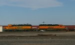 BNSF 1873 & 1676