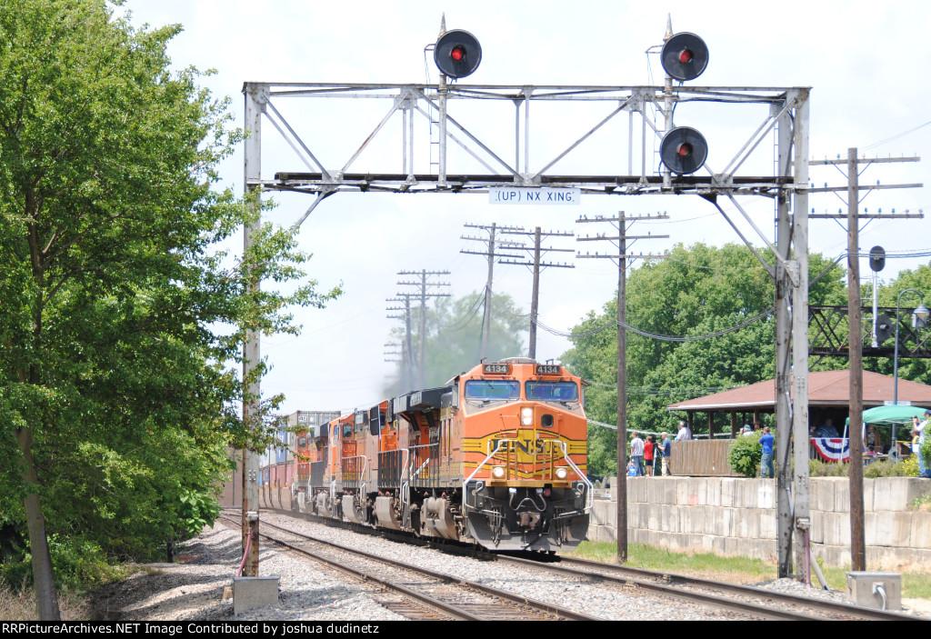 BNSF 4134
