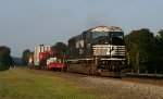NS 6725 on Emmert International high & wide