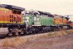 BNSF 6397