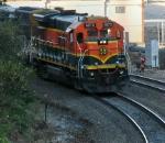 BNSF 4273