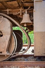 NS 6948 / SD60E: Close-up of the bell