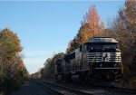 Norfolk Southern SD60E 7015