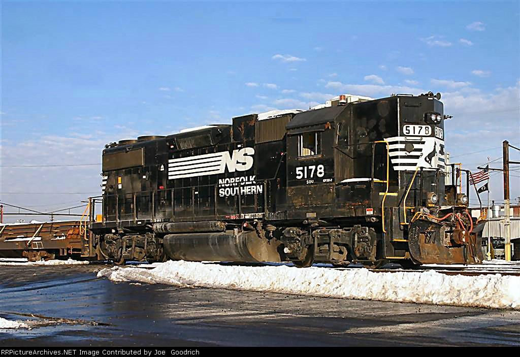 NS 5178 at Harrisburg Pa