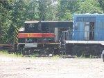 SRNJ 801 is scrapped