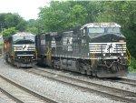 Depart, NS 39G