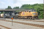 Union Pacific Leads NS 39G