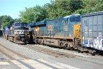 Three Different Railroads.
