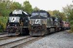 CA-20 & NS K38 Side by Side