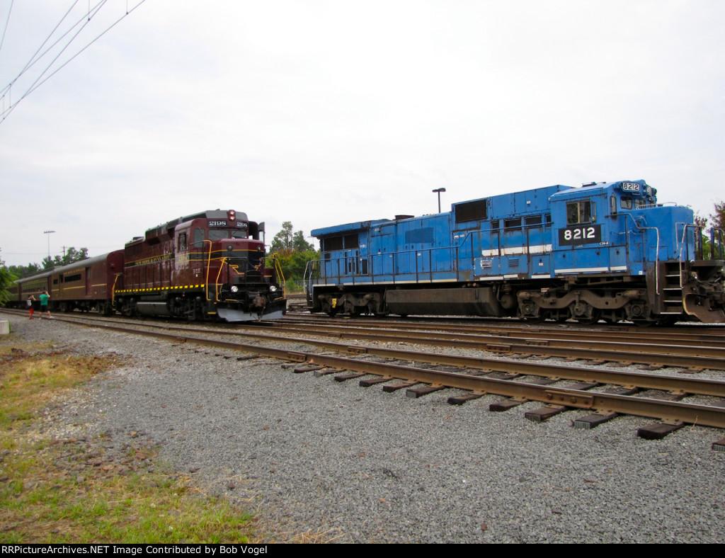 PNRR 8212 and NHIR 2198