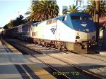 P42DC 113 with the Pacific Surfliner