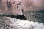 B&O 2741 - Class EL-5 2-8-8-0