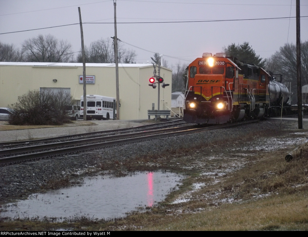 BNSF 2030 and 2325