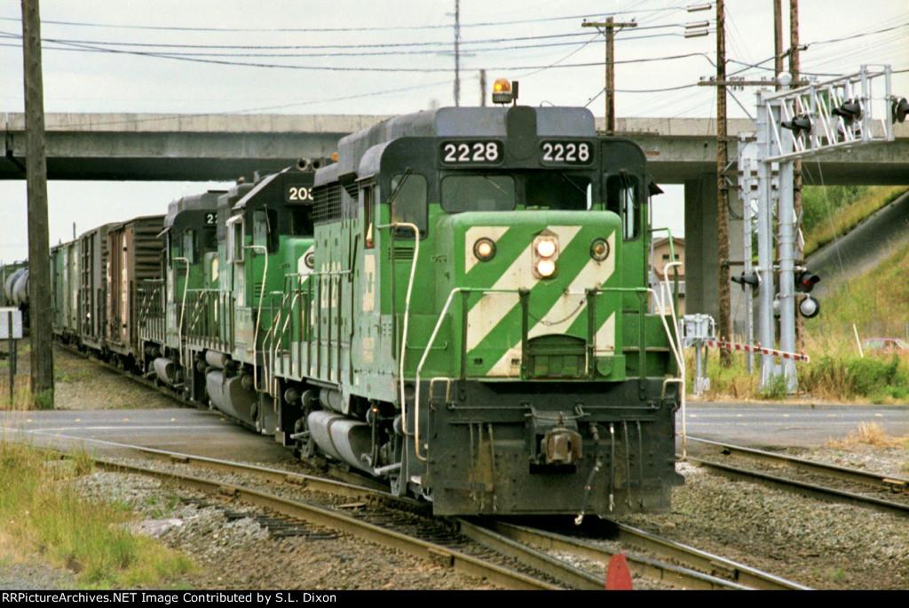 BN 2228 South