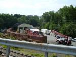 Morristown & Erie Railway shop