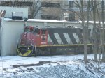 Morristown & Erie MLW M420W 3573