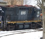 New Brunswick East Coast (SFEX) C424 4204 (1965 MLW C424 ex-CP)