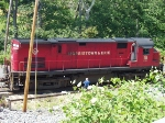 Morristown & Erie C424 #18