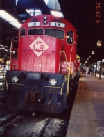 Morristown & Erie Railway #18