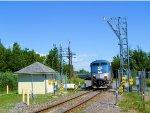 "Amtrak 61 Train 68 ""Adirondack"" at US Customs Checkpoint"