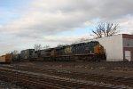 q 156 sb intermodal 2:30 pm approaching mount Vernon st crossing (pic1)
