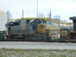 CSX 8703(SD60) 8153(SD40-2) 2340(ROADSLUG)