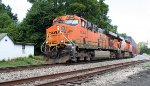 BNSF 6144 on NS 220 South