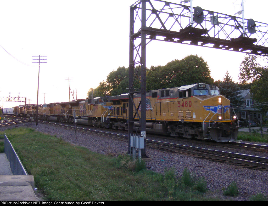UP 5480