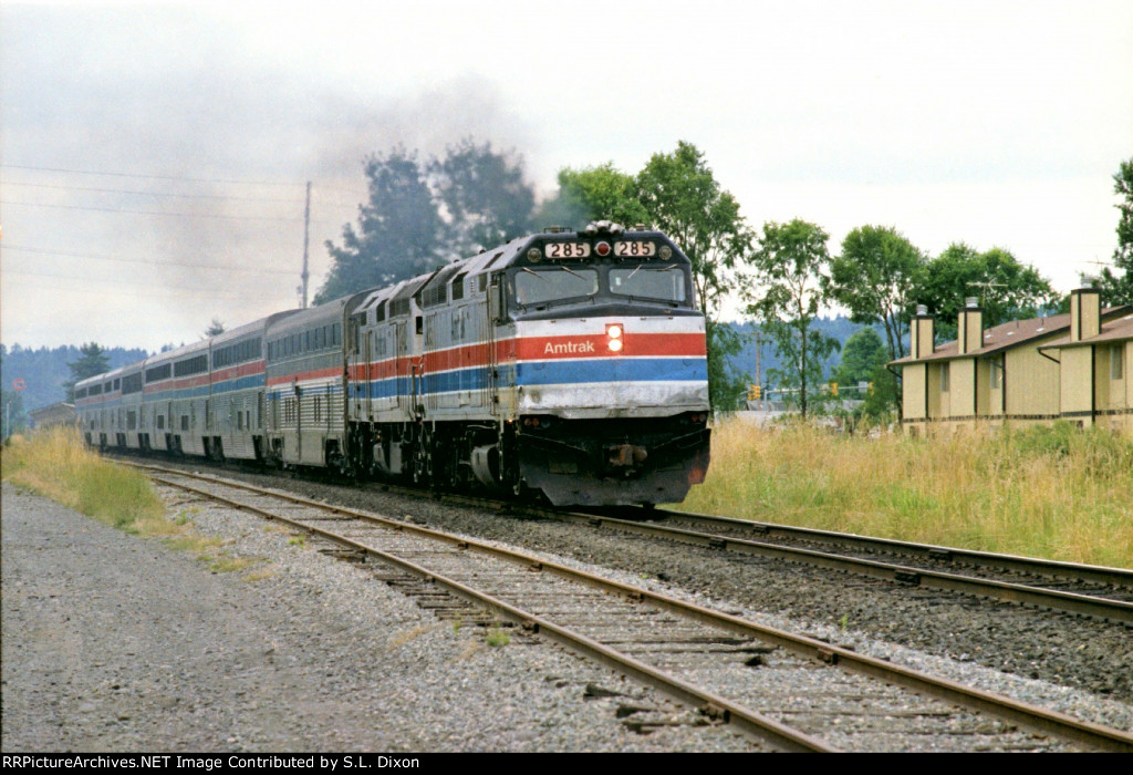 AMTK 285 East Empire Builder