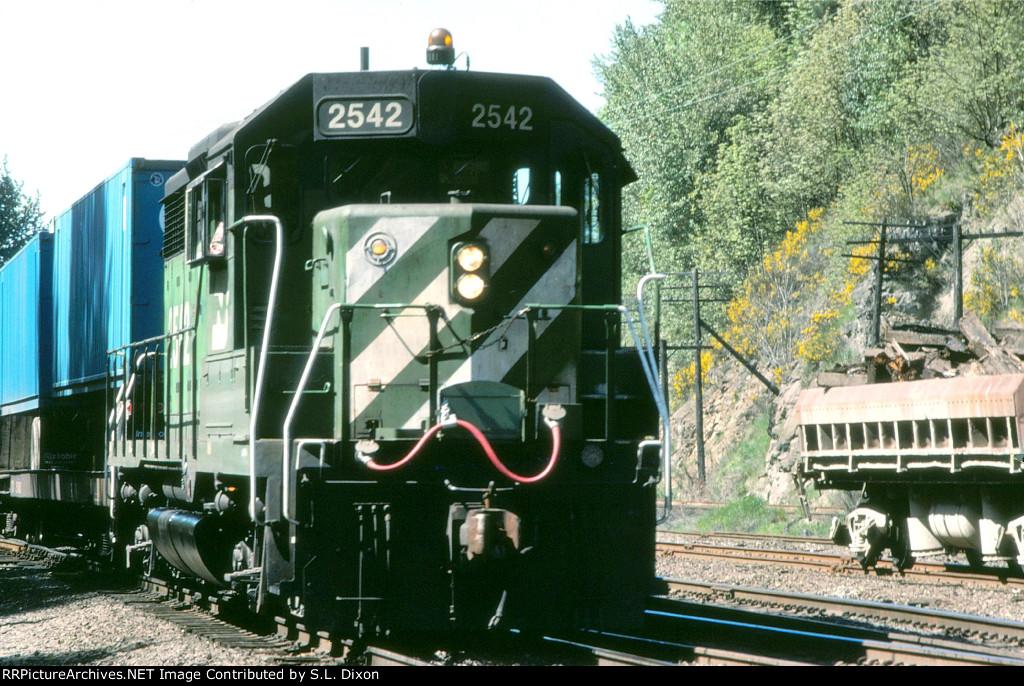 BN 2542 South
