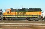 BNSF 3190 Back side