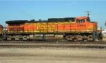BNSF 4963 Side